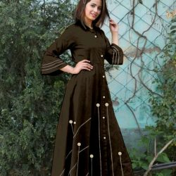 Meroon dress
